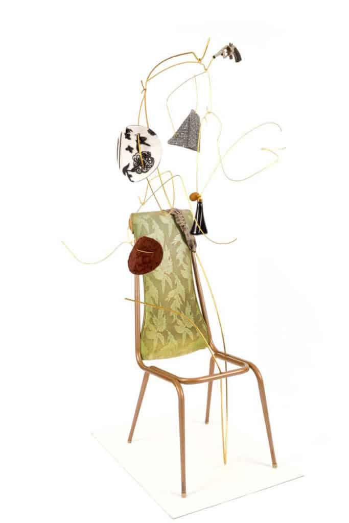 Christopher Gulick Art - Free Standing Sculpture